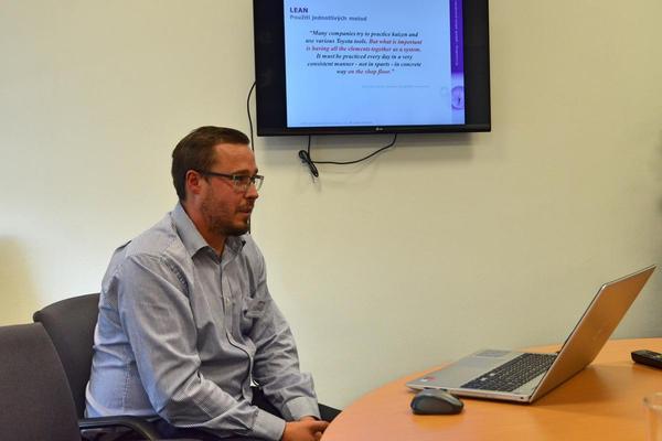 Tomáš Otradovský, Hartmann-Rico, workshop Setkání se špičkami, DMC management consulting, BIKE FUN International