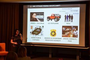 Klára Siegelová, Káva s DEVELORem: Jak posílit produktivitu, zákaznickou zkušenost a firemní kulturu s využitím her