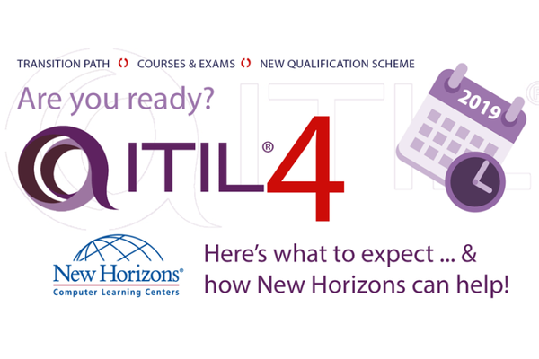ITIL 4, New Horizons