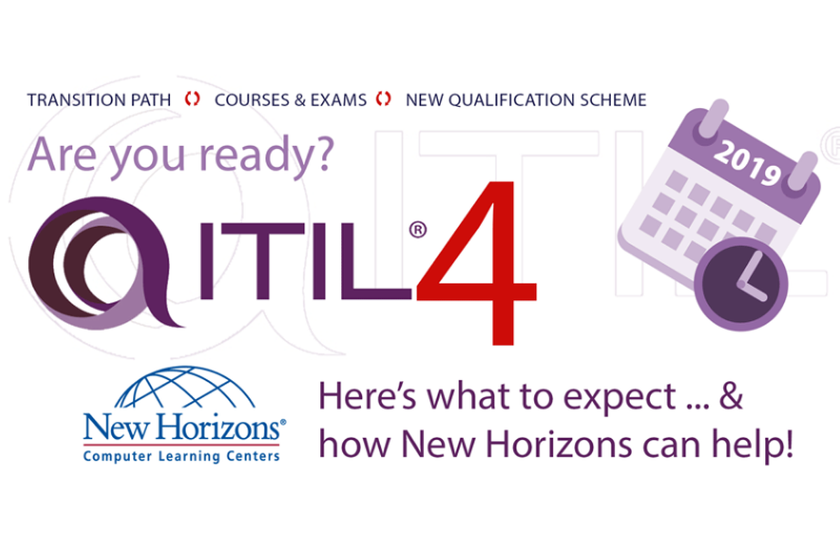 ITIL 4, New Horizons