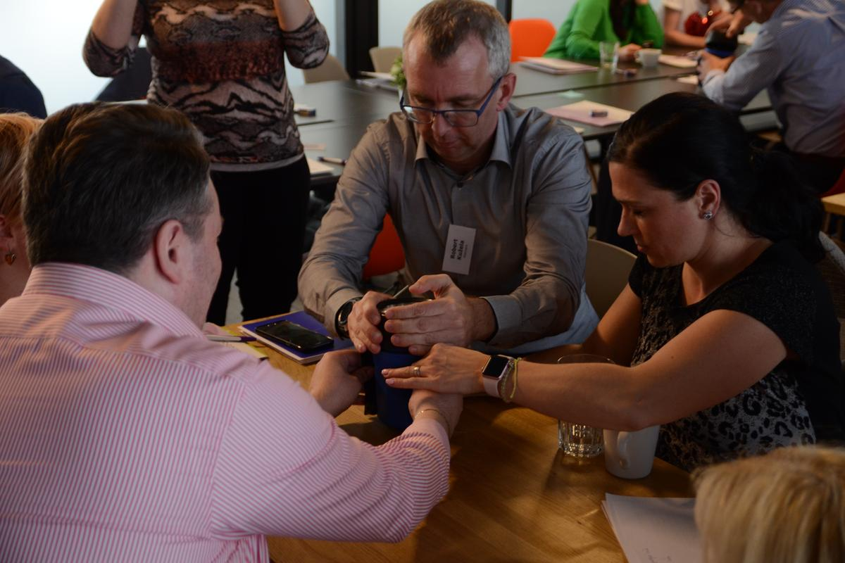 Workshop: Agilní řízení a agilní týmy, DMC management consulting