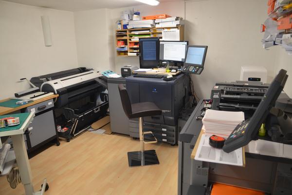 Tiskárna Agentury MotivP