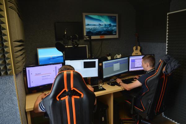 Střihové studio Agentury MotivP