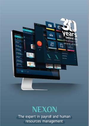 NEXON cover picture logo