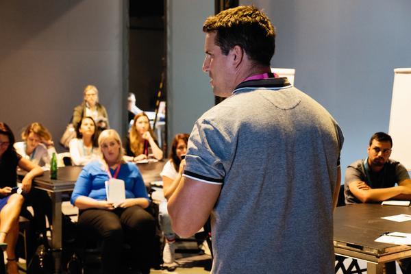 Employer Branding Experience 2019 (EBX), DEVELOR, Petr Moravec
