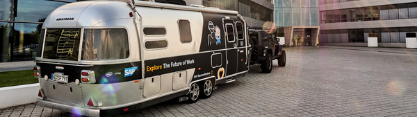 SAP Success Factors Airstream karavan