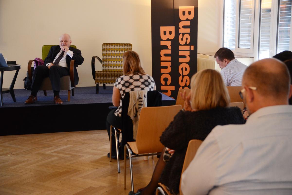 MotivP Business Brunch: František Hroník - Člověk pánem virtuální reality a dalších technologií