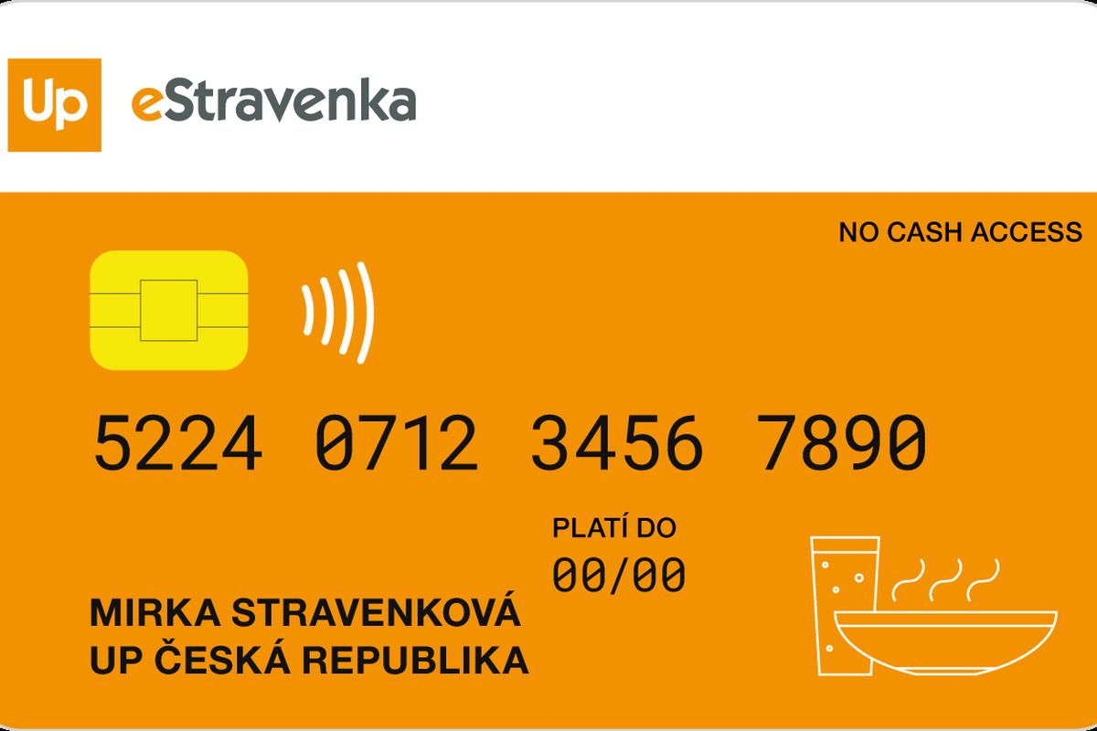 eStravenka - Up Česká republika (dříve Le Chèque Déjeuner)