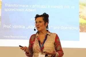 Ivana Rossmanithová (Albert Česká republika).