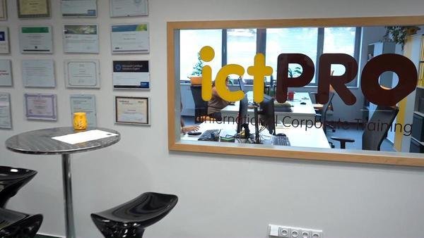 Školicí centrum ICT Pro nabízí zákazníkům veškerý komfort