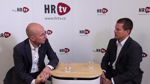 Štěpán Tůma v HR tv: Co zaměstnance stresuje?