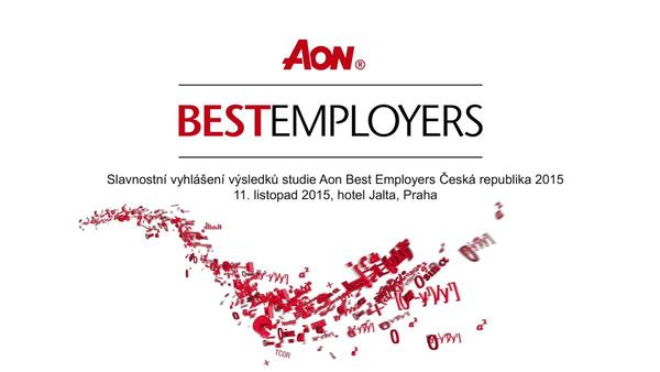 Aon Best Employers Česká republika 2015 už zná své letošní vítěze