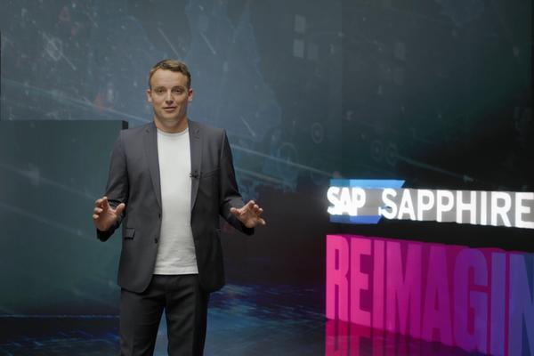 SAP SAPPHIRE NOW, Christian Klein, CEO SAP