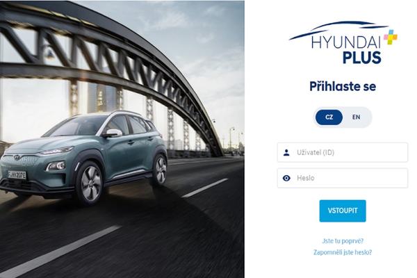 Hyundai plus