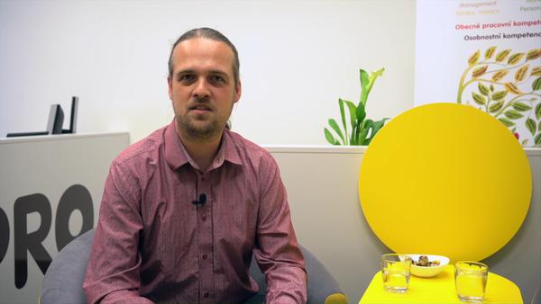 Potkejte se s Janem Kolomazníkem na kurzech programování v ICT Pro