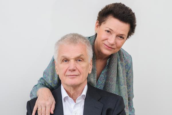 manželé Litvinovi