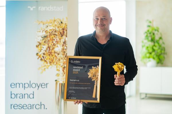 Randstad Award 2021 - Seznam.cz