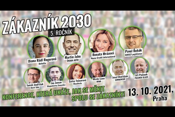 5. ročník konference ZÁKAZNÍK 2030