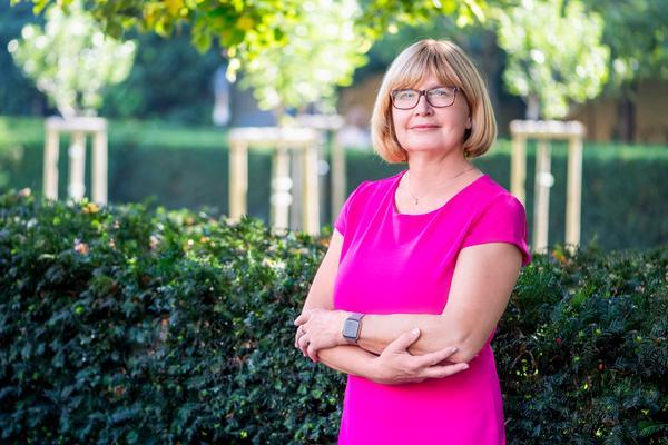 Eva Hejlová, PMF