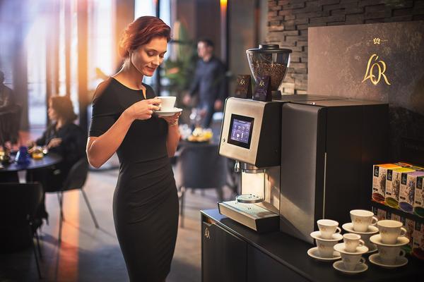 kávový servis pro fimy