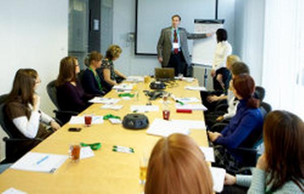 HR živě 22.11.2011 - diskusní skupina Talent management