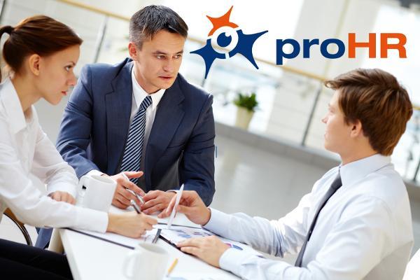 ProHR – profesionální hodnocení zaměstnanců